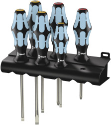 Wera 05032060001 - 3334/6 Screwdriver Set