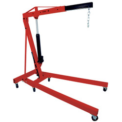 ITC 024858 - (IFEC-2T) 2 Ton Folding Engine Crane