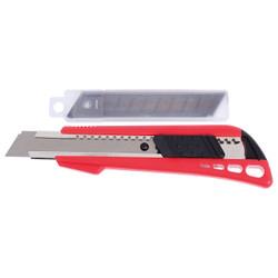 "ITC 027022 - (ISBK-18A) 6-1/2"" Auto-Lock Snap Blade Knife"