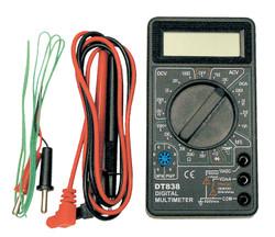 ITC 027551 - (IDMM-100) 3-1/2 Digit Digital LCD Multimeter