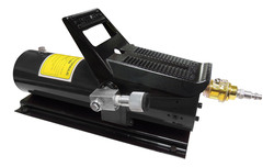 Strongarm 030212 - (401A) 10,000 PSI Air Hydraulic Foot Pump (690 ml)