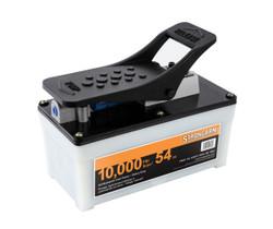 Strongarm 030215 - (402A) 10,000 PSI 54 oz Air/Hydraulic Foot Pump - Heavy Duty