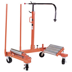 Strongarm 030487 - (WDX12) 1.2 Ton Large Wheel Removal Dolly