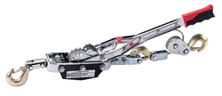 Jet 111228 - (JCPP-400D) 4 Ton Double Pawl Hand Cable Puller - Super Heavy Duty