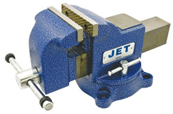 "Jet 320151 - (JSV-4HD) 4"" Swivel Base Vise – Heavy Duty"