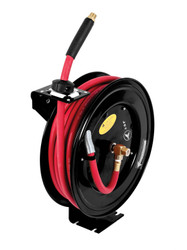"Jet 391728 - (A1250) 1/2"" x 50' Retractable Air Hose Reel"