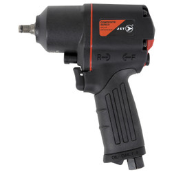 "Jet 400140 - (AW375CSDP) 3/8"" Drive Composite Series Impact Wrench – Super Heavy Duty"