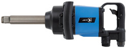 "Jet 400444 - (AW25ASD6) 1"" Drive Lightweight Impact Wrench – Super Heavy Duty (6"" Extended Anvil)"
