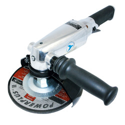 """Jet 402333 - (AG70HD) 7"""" Angle Grinder with Anti-Vibe Handle - Heavy Duty"""