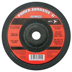 Jet 500726 - 7 x 1/4 x 7/8 A24R POWER ABRASIVE T27 Grinding Wheel
