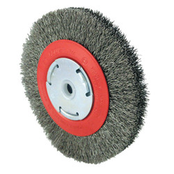 Jet 550121 - (101F-2M) 6 x 7/8 Crimped Wire Brush