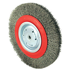 Jet 550142 - (101G-2M) 8 x 7/8 Crimped Wire Wheel