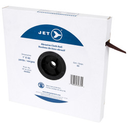 Jet 564830 - 1 x 50 Yard A60 Abrasive Cloth Roll