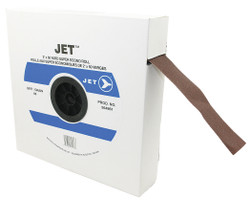 Jet 564861 - 2 x 50 Yard A80 Abrasive Cloth Roll