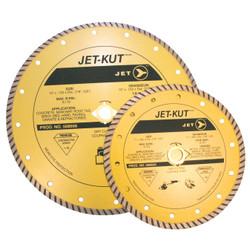 Jet 568603 - (DDT–4) 4 x .095 x 7/8 (20mm,5/8) JET-KUT Premium Turbo Diamond Blade