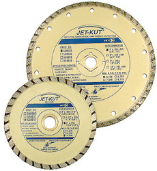 Jet 568633 - (DDT-7) 7 x .095 x Diamond 7/8 (5/8) JET-KUT Premium Turbo Diamond Blade