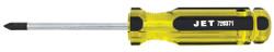 """Jet 720371 - (SDP-1) #1 x 3"""" Phillips Jumbo Handle Screwdriver"""