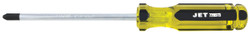 """Jet 720373 - (SDP-3) #3 x 6"""" Phillips Jumbo Handle Screwdriver"""