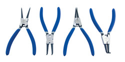 Jet 730353 - (SRP-4S) 4 PC Snap Ring Pliers Set