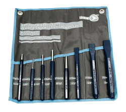 Jet 775507 - (PC8-1S) 8 PC Punch and Chisel Set