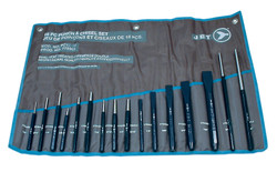 Jet 775508 - (PC16-1S) 16 PC Punch and Chisel Set