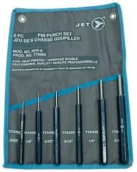 Jet 775509 - (PP-6S) 6 PC Pin Punch Set
