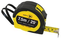 Jet 775929 - (JTM-425SM) 25' S.A.E./Metric Tape Measure