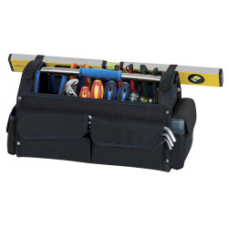 "Jet 842001 - (JOTB-16) 16"" Open Top Tool Bag"