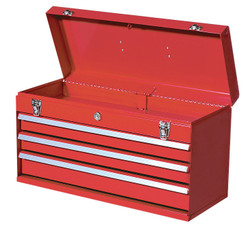 "Jet 842124 - (TB21-3) 21"" 3 Drawer Steel Hand Tool Box"