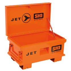 "Jet 842480 - (JSB3219) 32"" x 19"" Jobsite Tool Storage Box - Super Heavy Duty"