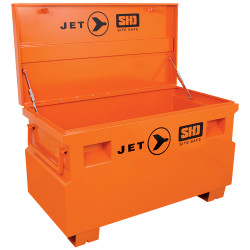 "Jet 842481 - (JBTS4824) 48"" x 24"" Jobsite Tool Storage Box - Super Heavy Duty"