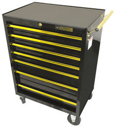 "Jet 842604 - (RC2707-BG) 27"" x 18"" 7 Drawer B&G Series Roller Cabinet"