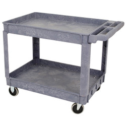 Jet 842909 - (JPTC-3624) Polypropylene Shop Cart - Heavy Duty