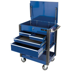 "Jet 842916 - (JTC-30194) 30"" x 19"" 4 Drawer Service Cart - Heavy Duty"