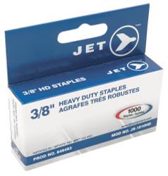 "Jet 849493 - (JS-1010HD) 3/8"" Staples (1000 Pcs) - Heavy Duty"
