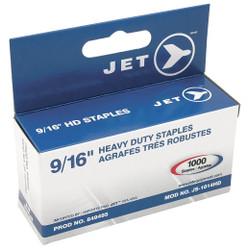 "Jet 849495 - (JS-1014HD) 9/16"" Staples (1000 Pcs) - Heavy Duty"