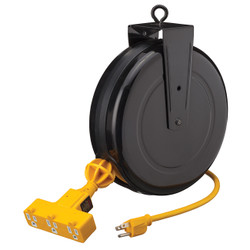 Jet 849875 - (JSCR-1430) 14 Gauge Steel Cord Reel (25 Ft)