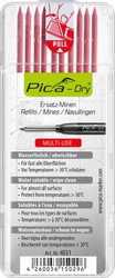 Pica 4031 - Pica DRY Refill-Set Red (10)