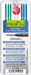 Pica 4040 - Pica DRY Refill-Set Blue/White/Green (8)