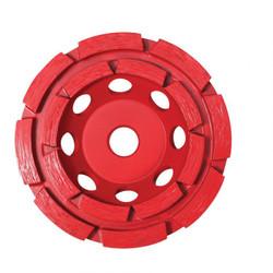 Pearl PV05CDH - 5 X 5/8-11 Double Row Pro V Cup Wheel