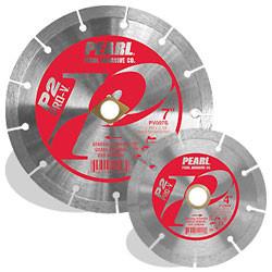 Pearl PV007S - 7 X .090 X Dia, 5/8 P2 Pro-V General Purpose Blade, 10MM Rim