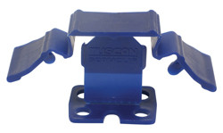 "Pearl TSC150B - Tuscan Blue Seamclip, 150/Box 1/4"" - 3/8"" Tiles"