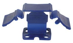 "Pearl TSC500B - Tuscan Blue Seamclip, 500/Box 1/4"" - 3/8"" Tiles"