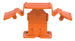 "Pearl TSC500116O - Tuscan Truspace Orange Seamclip, Grout Size: 1/16"" (1.59MM) 500/Box 3/8"" - 1/2"" Tiles"