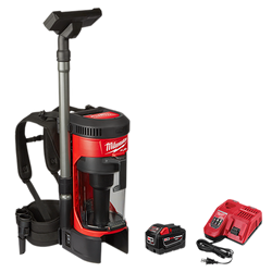 Milwaukee 0885-21HD - M18 FUEL 3-in-1 Backpack Vacuum Kit