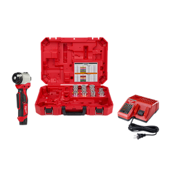Milwaukee 2435CU-21 - M12™ Cable Stripper Kit for Cu THHN / XHHW