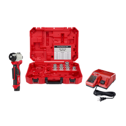 Milwaukee 2435X-21 - M12™ Cable Stripper Kit for Cu RHW / RHH / USE