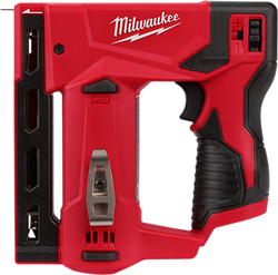 "Milwaukee 2447-20 - M12™ 3/8"" Crown Stapler (Tool Only)"