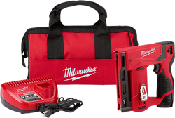 "Milwaukee 2447-21 - M12™ 3/8"" Crown Stapler Kit"
