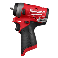 "Milwaukee 2552-20 - M12 FUEL 1/4""  Stubby Impact Wrench"
